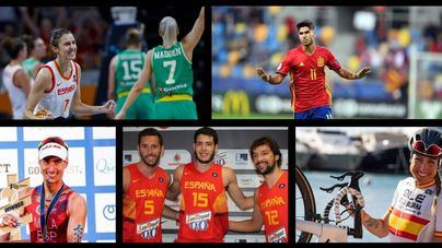 Baleares se cita con la gloria olímpica