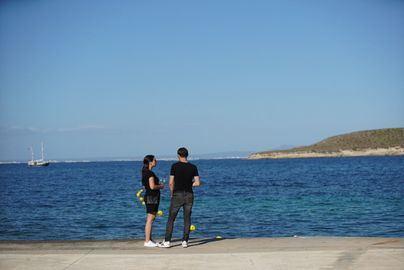 Temperaturas en ascenso con 32 grados de máxima en Mallorca