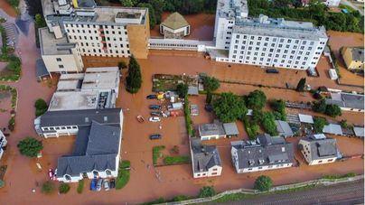Más de 80 muertos por las inundaciones en Alemania