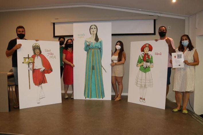 El Centre Cultural de Felanitx y Abeniara lanzan el 'Trescafigures' para que las familias conozcan los personajes culturales del municipio