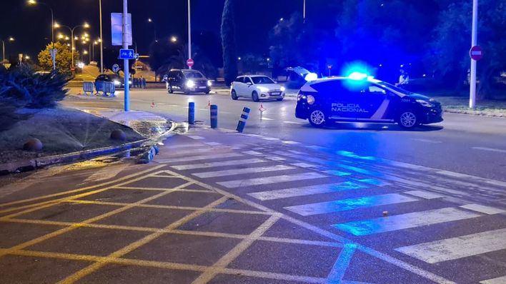 Nuevo operativo policial contra el botellón en Palma