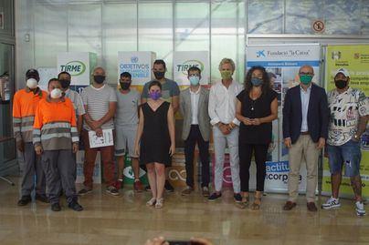 Fundació Deixalles fomenta la inserción sociolaboral en el sector del tratamiento de residuos