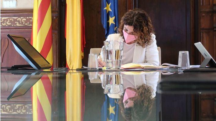 El Govern empieza la preparación de los presupuestos generales de la Comunidad para 2022