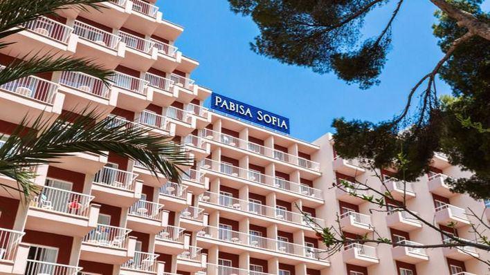 El Pabisa Sofía de Playa de Palma, segundo hotel puente Covid