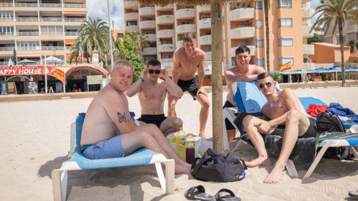 Baleares, la comunidad que más viajeros internacionales recibió en junio