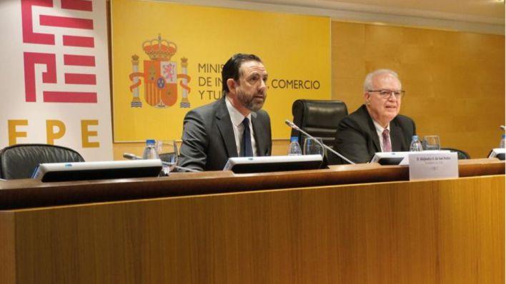 Los polígonos de España reeligen a Alejandro Sáenz de San Pedro como presidente