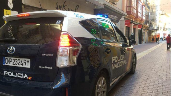 Arrestado por asaltar con un destornillador a una chica para robarle el patinete en Pere Garau
