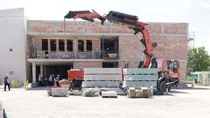 El colegio de Porreres acogerá a 424 alumnos tras una inversión de 2,2 millones de euros