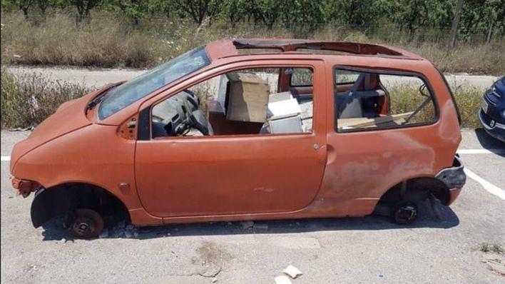 El PP calcula en más de 500 el número de vehículos abandonados en las calles de Palma