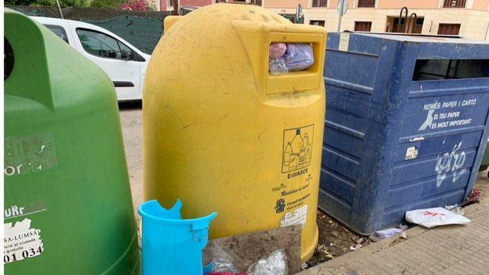 Capdepera afronta una convocatoria de huelga indefinida en la recogida de basuras