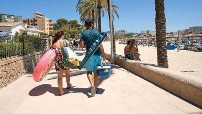 Alerta amarilla para este miércoles en Mallorca