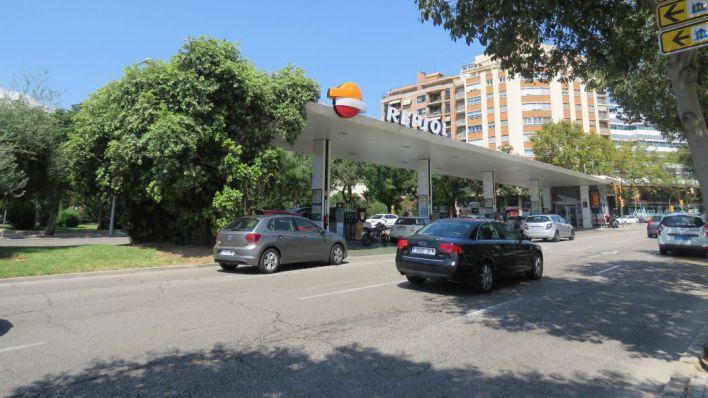 Cort ordena desmantelar las gasolineras de Avenidas y Progreso