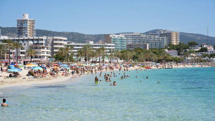 Sólo el cinco por ciento de los hoteles de Mallorca no abrirá esta temporada