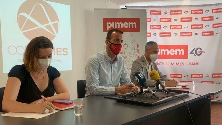 Pimem celebra su asamblea ordinaria constatando un incremento del 10 por ciento en el número de socios