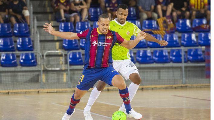 El Palma Futsal arrancará la liga contra el Barça