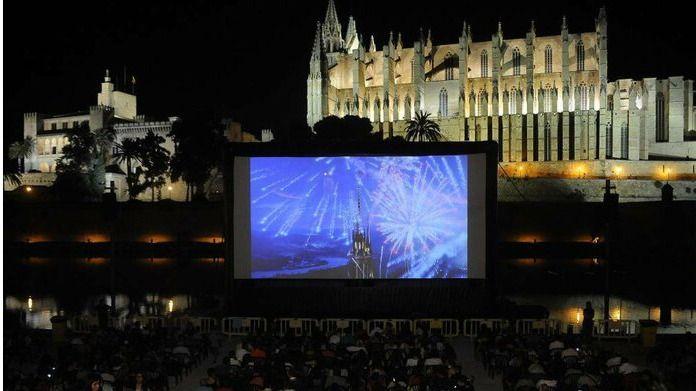 'Cinema a la Fresca' regresa este verano a Palma con la proyección gratuita de 18 películas