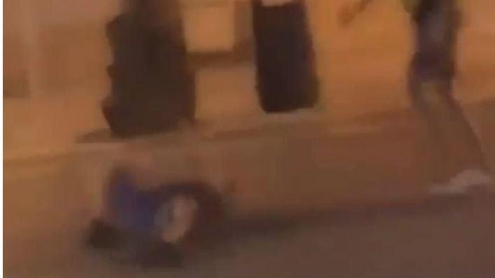 Se hace público el vídeo de la paliza mortal a un turista neerlandés en s'Arenal