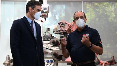 Sánchez pide desde Estados Unidos reformas en Cuba y critica el embargo