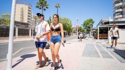 40 grados este sábado en Mallorca