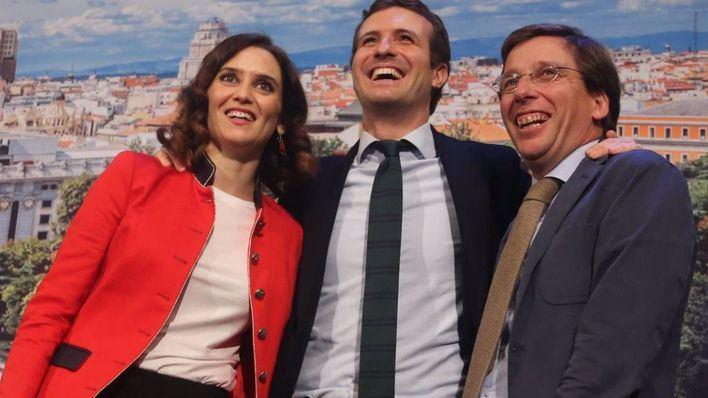 Casado, Ayuso y Almeida arroparán a Prohens como nueva presidenta del PP de Baleares