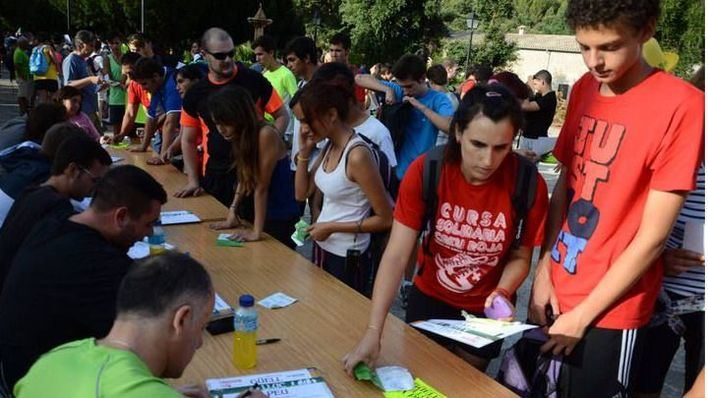 Peligra la celebración de la marcha Des Güell a Lluc a causa de las nuevas restricciones