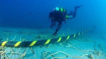 Baleares y Valencia acuerdan instalar un nuevo cable submarino de fibra óptica para impuslar el sector tecnológico
