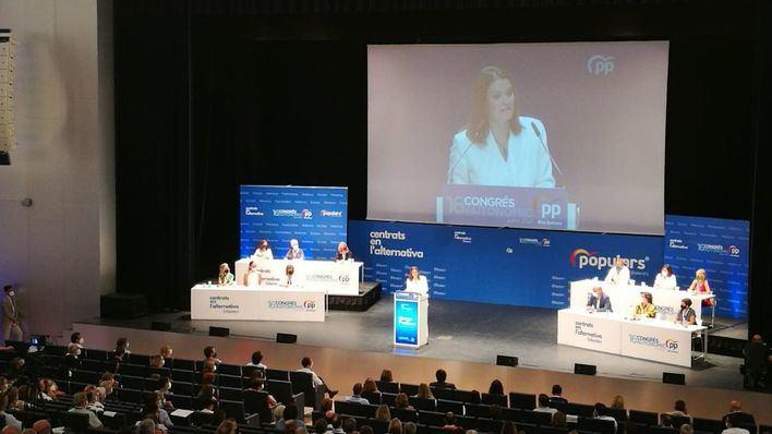 Marga Prohens: 'Tenemos que poner alfombra roja a los empresarios y emprendedores'