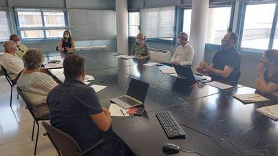 Cort crea un grupo de trabajo para estudiar la rehabilitación del Llevant de Palma