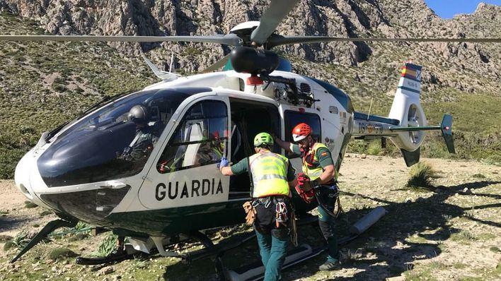 Encuentran muerto a un excursionista desaparecido en la zona del Gorg Blau