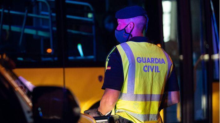 Estiman que faltan 400 guardias civiles en Baleares para garantizar el cumplimiento de las medidas sanitarias