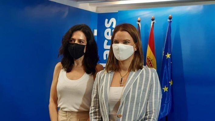 Sandra Fernández será la secretaria general del PP de Prohens
