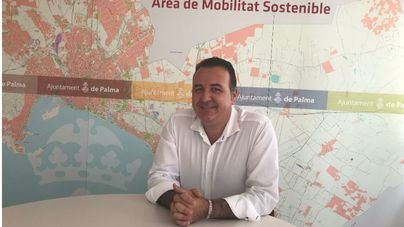 'Los más beneficiados por la restricción del tráfico en Palma serán los comercios'