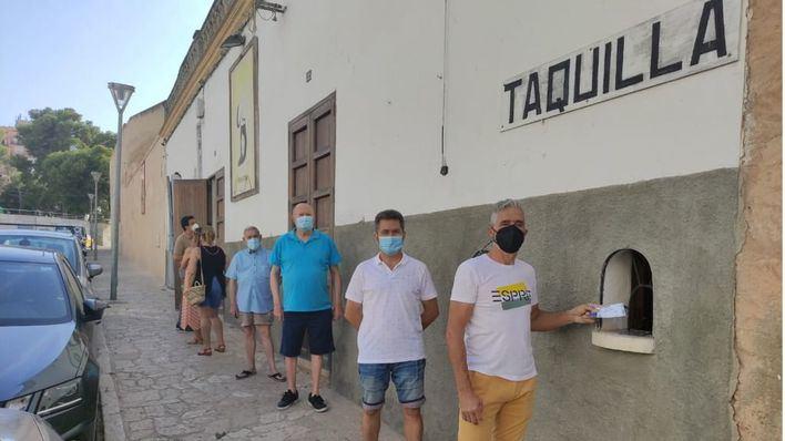 Gran expectación para el único festejo taurino del año en Baleares