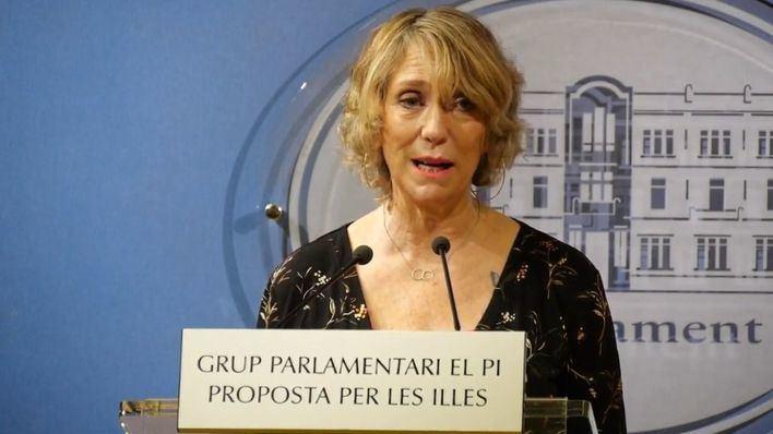 Lina Pons se despide como portavoz de El Pi: 'Fue bonito mientras duró'