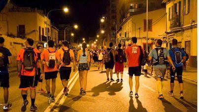 La marcha Des Güell a Lluc a Peu, en el alambre hasta mediados de agosto