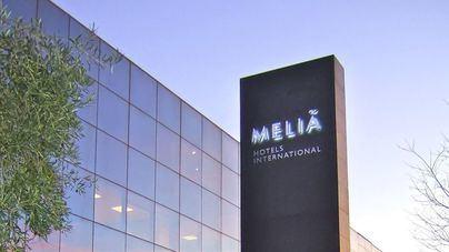 Meliá reduce sus pérdidas en un 57,8 por ciento con más de 300 millones en ingresos