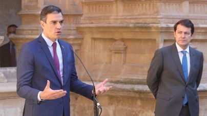Sánchez en la Conferencia de Presidentes: