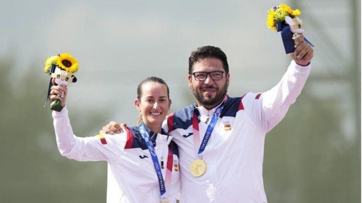 Tokyo 2020: Alberto Fernández y Fátima Gálvez logran el primer oro para España