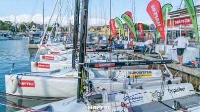 La Copa del Rey Mapfre suelta amarras en Palma con 108 equipos de 19 países
