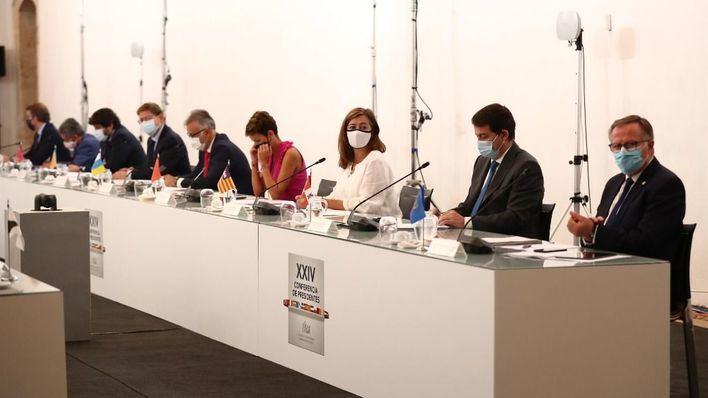 Armengol lamenta que Cataluña no defendiera con Baleares la sobrepoblación