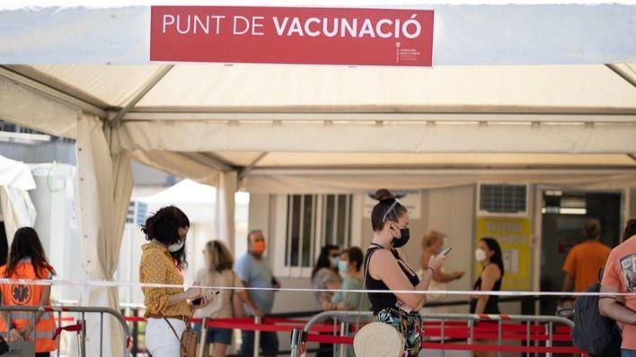 Baleares exigirá vacunación para entrar en residencias y asistir a grandes eventos