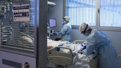 Baleares: Los enfermos Covid en UCI se disparan un 32 por ciento en una semana