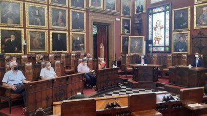 Palma homenajea a su Hijo Ilustre Gabriel Alomar en el 80 aniversario de su muerte