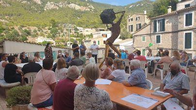 Estellencs elabora su futuro plan urbanístico con los vecinos de la localidad