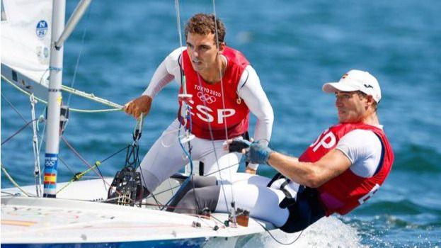 Tokyo 2020: Xammar y Rodríguez logran el bronce en 470, la décima medalla para España