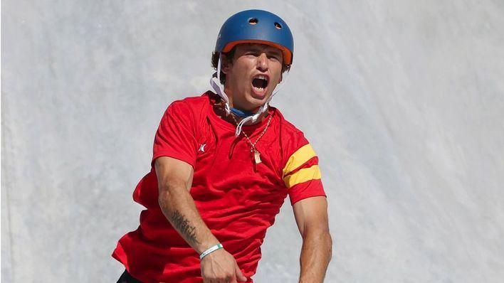 Tokyo 2020: El skater mallorquín Jaime Mateu se queda a las puertas de la final olímpica