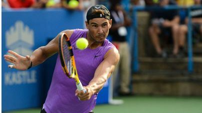 Rafa Nadal se clasifica para la tercera ronda del torneo de Washington