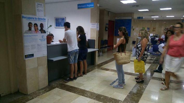 Cunde la alarma en la Atención Primaria de Baleares: mil pacientes más en una semana