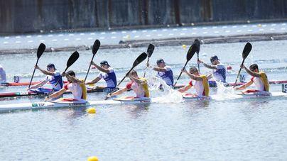 Tokyo 2020: El K4 500 de Marcus Cooper Walz, a semifinales con récord olímpico
