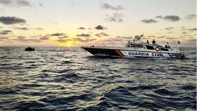 Interceptan a 11 personas llegadas en patera a Formentera